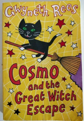 Cosmo and the Great Witch Escape by Gwyneth Rees (Paperback)