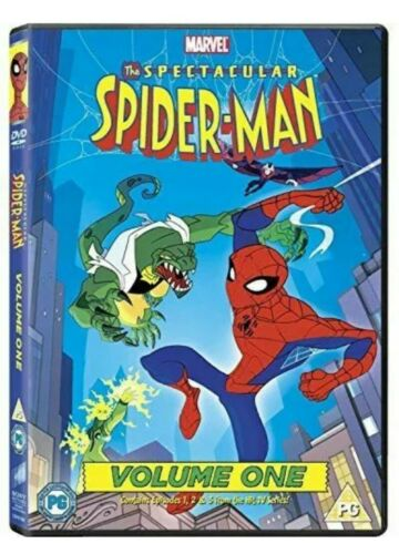 The Spectacular Spider-Man: Volume 1 [DVD]