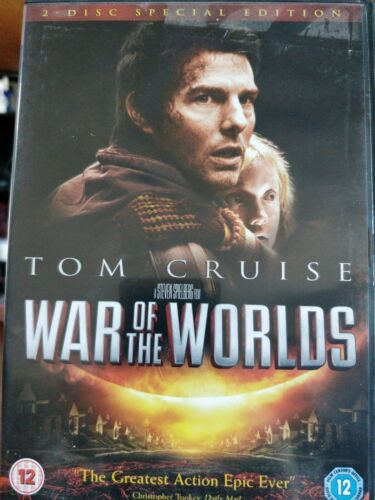 War Of The Worlds DVD good condition