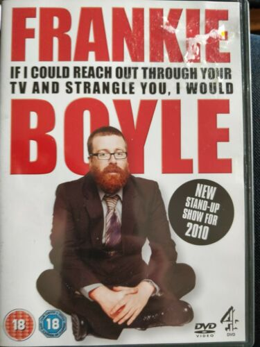 Frankie Boyle - If I Could Reach Out Through Your TV And Strangle You I Would (…