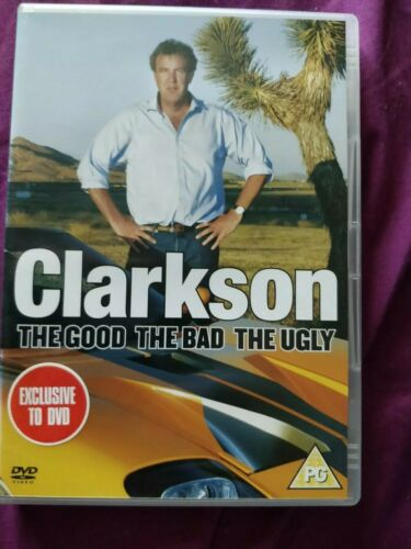 Clarkson The Good The Bad The Ugly DVD cert PG region 2