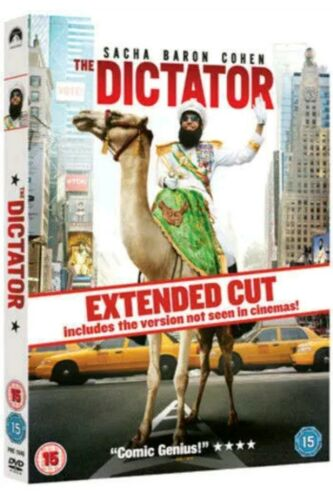 The Dictator DVD  Sacha Baron Cohen, Charles  Amazing Value