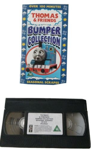 Thomas The Tank Engine And Friends - Seasonal Scrapes (VHS, 2001)