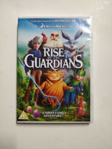 Rise Of The Guardians (DVD)cart L6