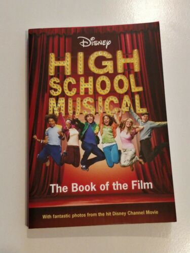 Disney  High School Musical  Book of the Film by Parragon Plus (Paperback)