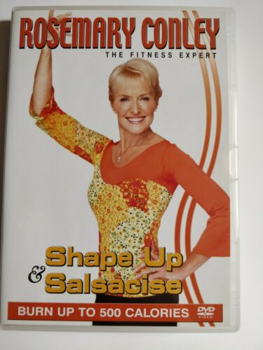 Rosemary Conley - Shape Up And Salsacise (DVD)