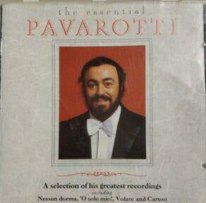 The Essential Pavarotti CD