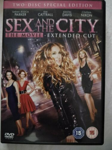 Sex And The City - The Movie (DVD, 2-Disc Set)