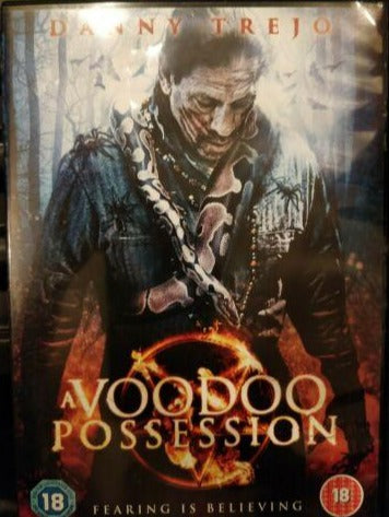 A Voodoo Possession DVD cert 18 region 2