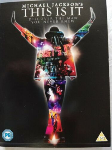 Michael Jackson - This Is It (DVD, 2010, 2-Disc Set)