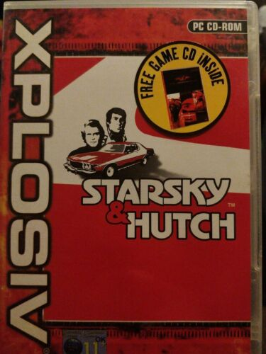 Starsky & Hutch PC Game + Free UK Delivery