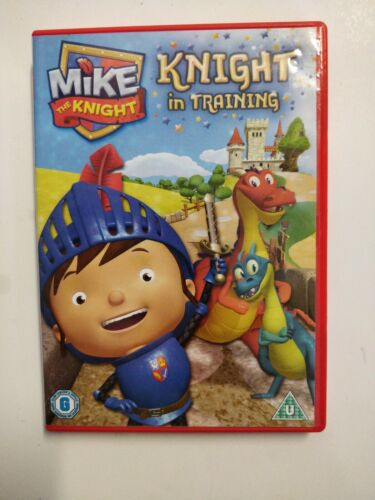 Mike The Knight - Knight In Training (DVD)cartL6
