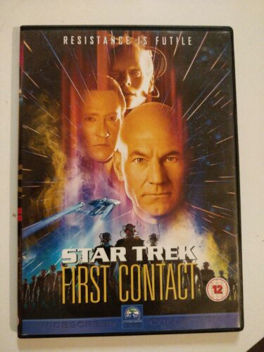 Star Trek - First Contact (DVD)