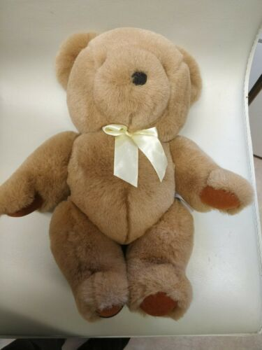 Cute Mulholland and Bailie teddy bear ~ 13 inches ~ growler ~ Rare Discontinued
