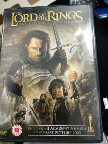The Lord of the Rings: The Return of the King Dvd cart b1