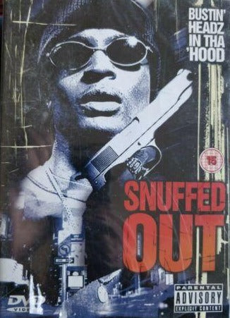 Snuffed Out DVD cert 15 region 2