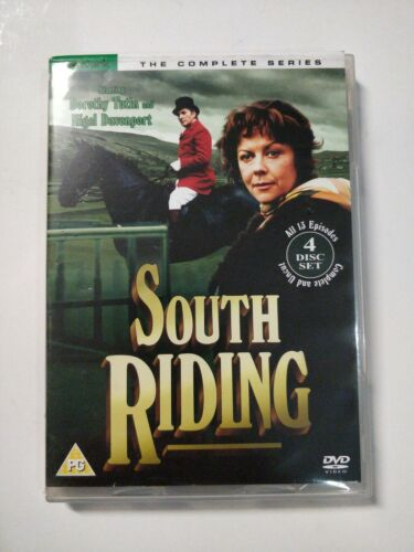 South Riding DVD 4-Disc Set Box Set