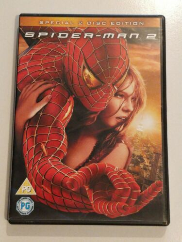 Spider-Man 2 (DVD, 2009) to discuss it with manual