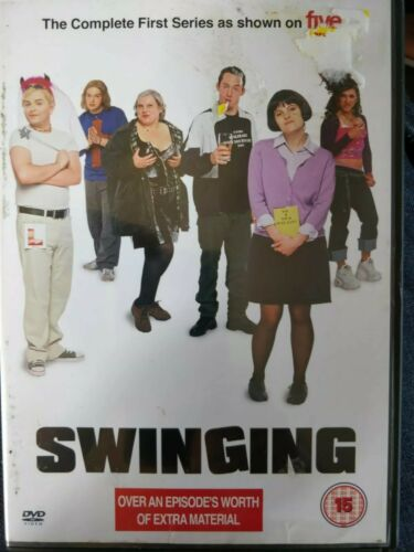 Swinging: The Complete First Series DVD