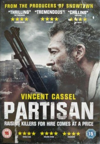 Partisan DVD cert 15 region 2
