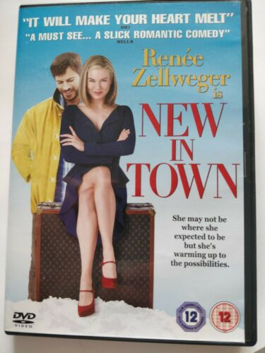 New In Town DVD cert 12 region 2