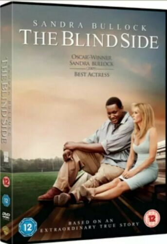 The Blind Side DVD (2010) Sandra Bullock, Hancock Amazing Value