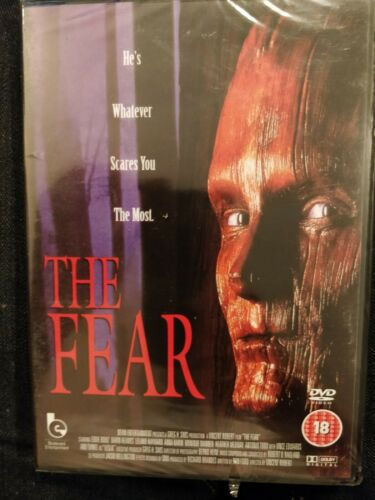 The Fear Dvd New Original & Sealed
