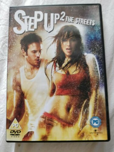 Step Up 2 The Streets (DVD)
