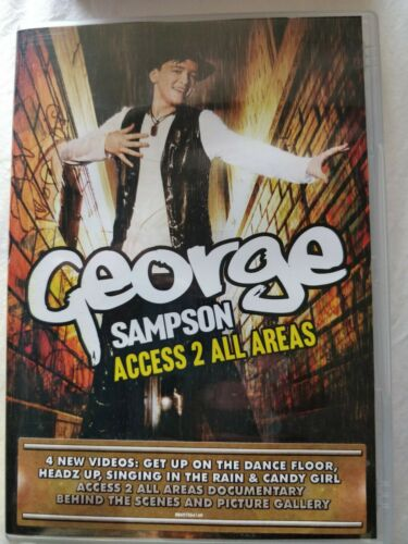 George Sampson - Access 2 All Areas (DVD)