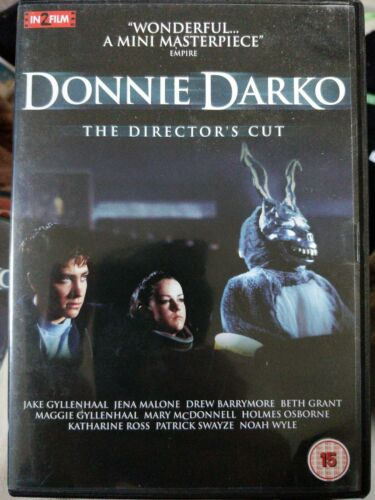 Donnie Darko - Director's Cut (1 Disc) [2001] [DVD], Very Good DVD,