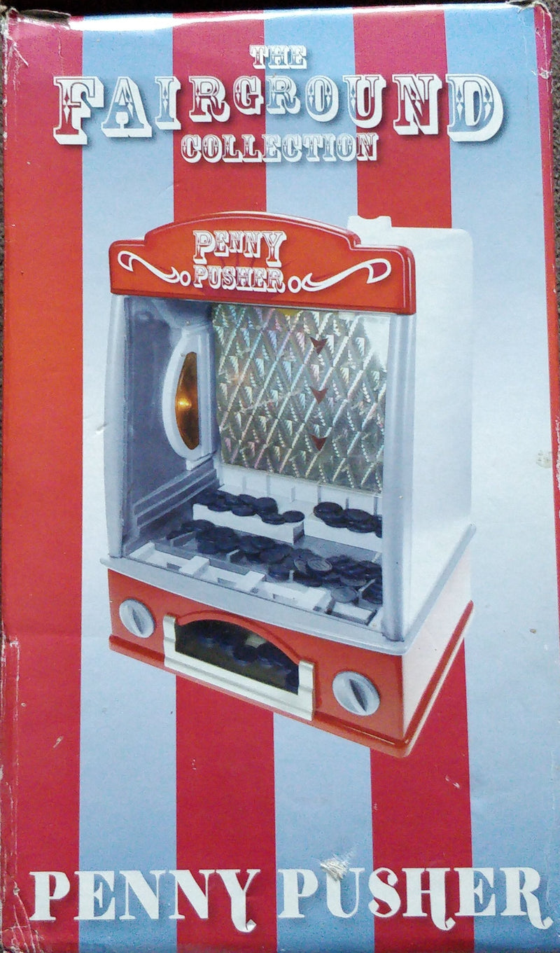 Penny pusher the fairground collection