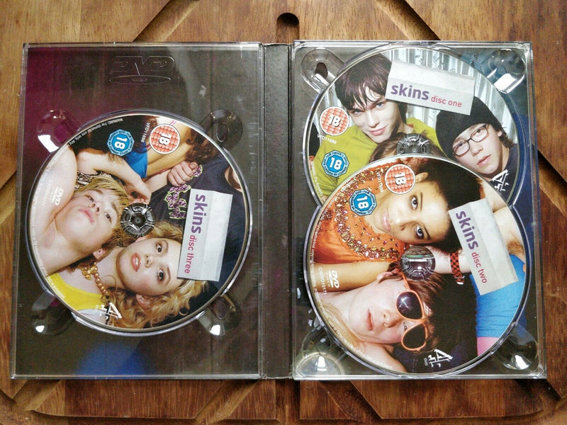 Skins: Complete First Series