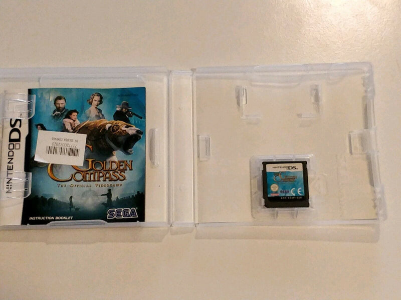 The Golden Compass (Nintendo DS Game)