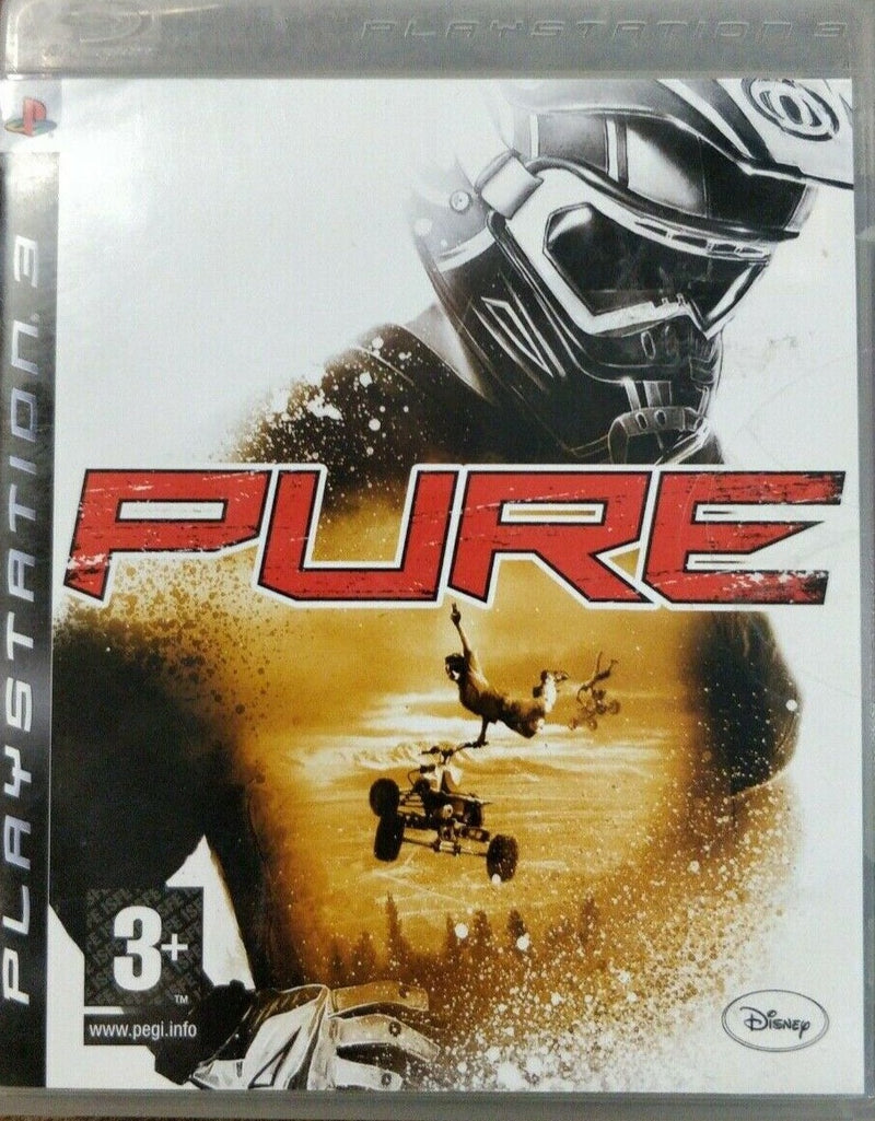 Pure PS3 PlayStation 3 Video Games