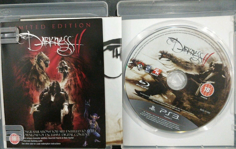 The Darkness II - Limited Edition (PS3).