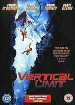 Vertical Limit widescreen UK pal 2 (DVD)