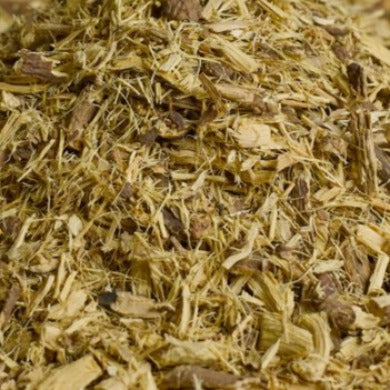 Liquorice root is considered one of the world's oldest herbal remedies, comes from the root of the liquorice plant. It has been used in traditional Chinese, Middle Eastern, and Greek medicines to soothe an upset stomach, reduce inflammation, and treat upper respiratory problems.