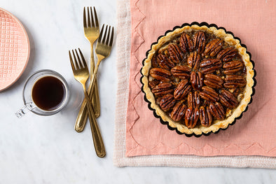 Pecan Pie With A Twist