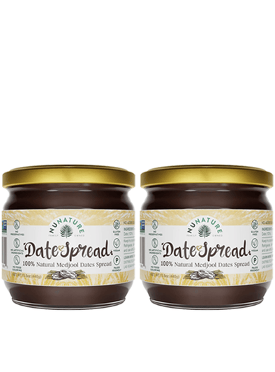 NuNature Premium Date Spread Set