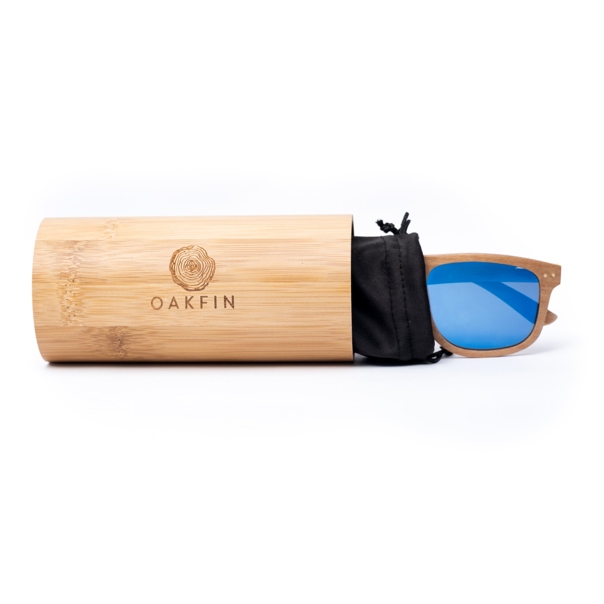 Oakfin Wood Sunglasses - Oakfin