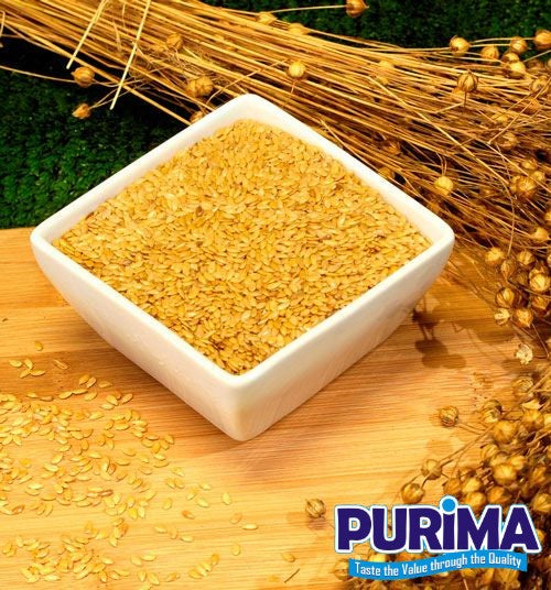 Golden Linseed / Flaxseed - PURIMA