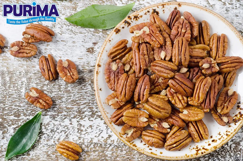 Pecan Nuts - Halves - PURIMA