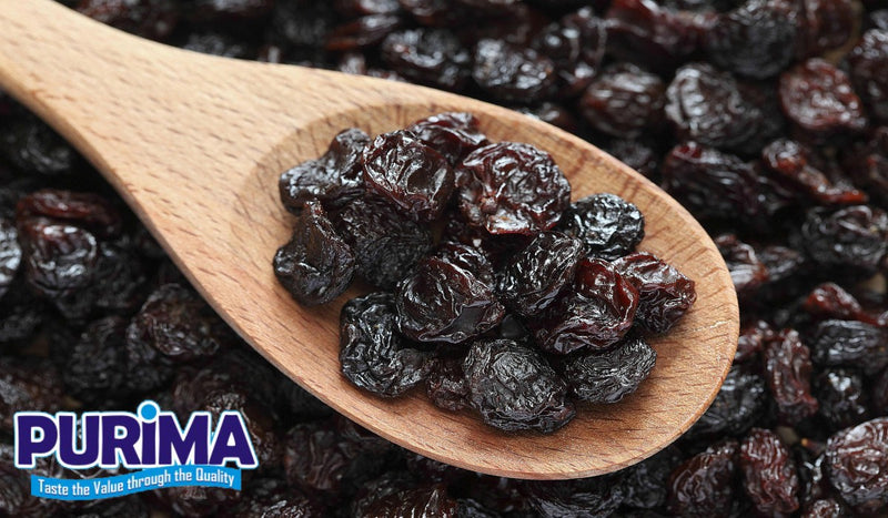 Black JUMBO Flame Raisins