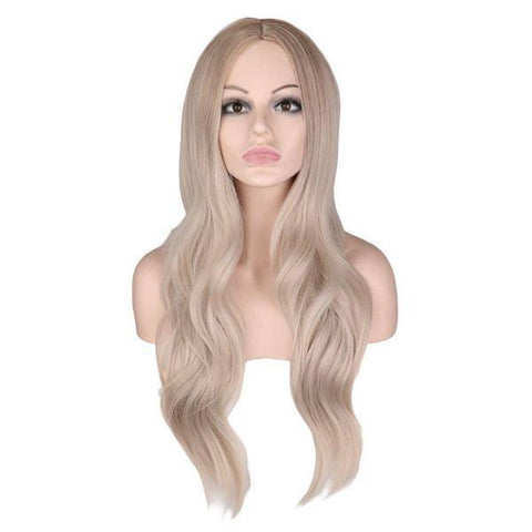 Perruque Cheveux Long Blond | Perruque-Club