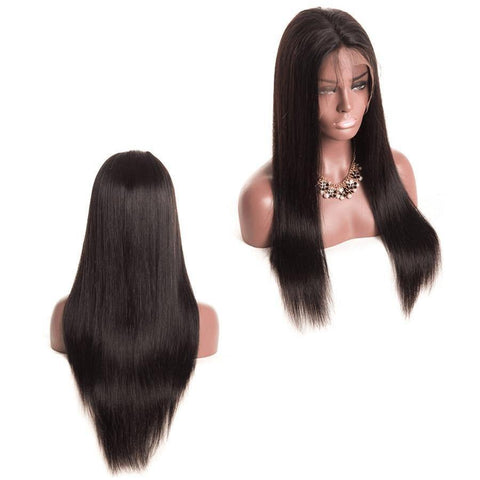 Perruque Femme Cheveux Naturel Long | Perruque-Club