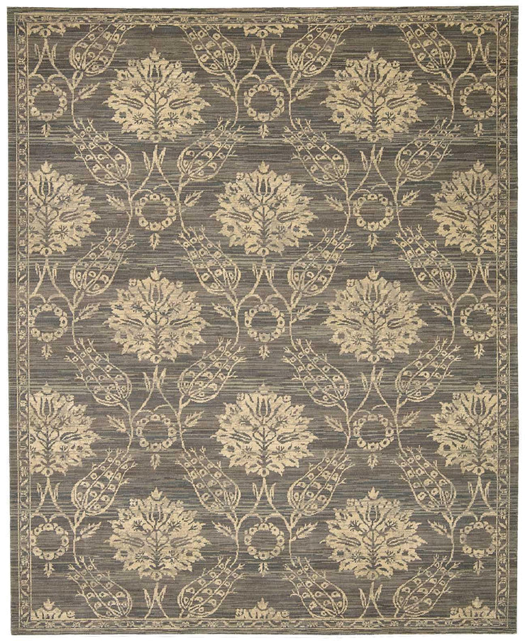 Nourison Traditional Silk Elements Area Rug