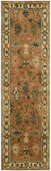 Nourison Traditional Tahoe Runner Area Rug