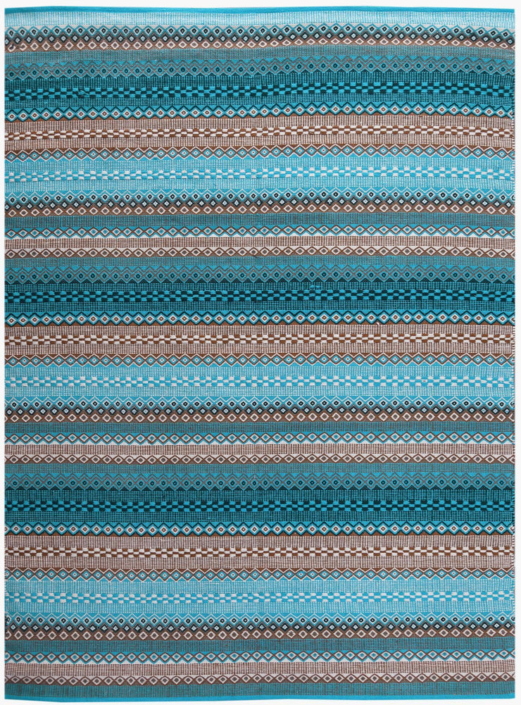 AMER Rugs Petra Organic Cotton Flatweave Accent Rug
