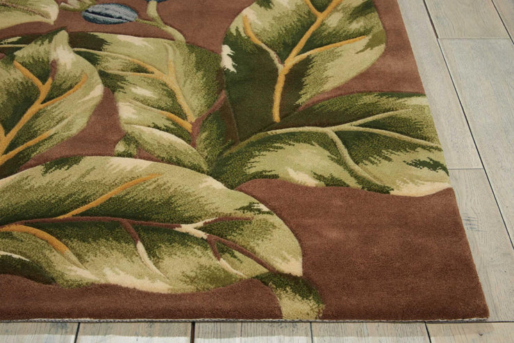 Nourison Contemporary Tropics Area Rug