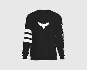 NightOwl 3-Striped Unisex Sweatshirt